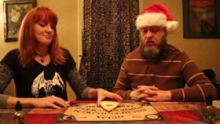 Daywalkers Paranormal Christmas Special - How to use the Ouija Board