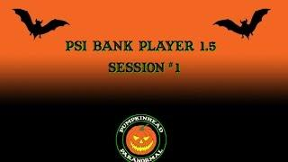 Psi Bank Player 1.5 Ghost Box App Session #1