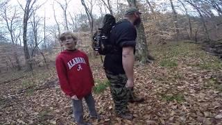 Tracking Bigfoot Part Six Of Seven Alabama Cryptozoology Footage Captured