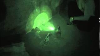 Flashlight basement