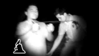 Paranormal Frontera- Investigacion 22 Rancho de las Brujas PARTE 2 (06 abril 12)