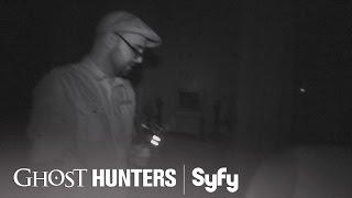 GHOST HUNTERS (Clips) | 'Bathroom Chair' | Syfy