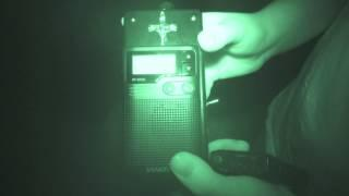 Late Night Cemetery Ghost Box and EVP Spirit Communication