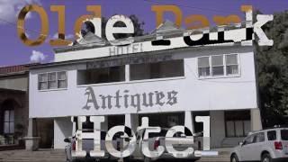 Olde Park Hotel Trailer