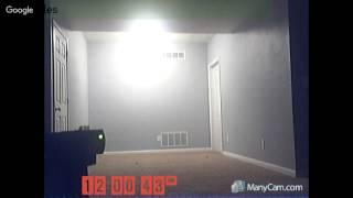 Live Ghost Cam - Very Active Location!