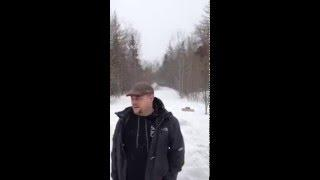 Haunts From The Cape. Jason and Adam give some info on Hospital Road. Cape Breton Haunted Locations.