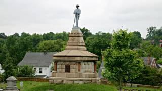 Fredericksburg Confederate Cemetery - EVP Session