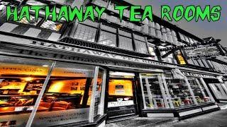 HBI HAUNTED BRITAIN INVESTIGATIONS -  HATHAWAY TEA ROOMS PARANORMAL INVESTIGATION