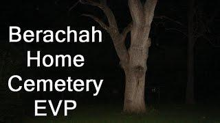 Class A EVP at Berachah Cemetery in Arlington, Texas