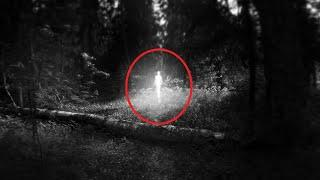 Real Unknown Figure Caught On Camera Accidentally!! Ghost Videos