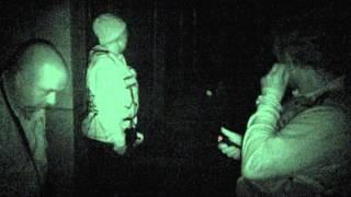 G.H.O.S.T  Ghost Hunters Of Stoke On Trent ..22/11/13  Leopard inn with GPS