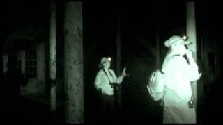 Maine Ghost Hunters - Old American Woolen Mill Part 2