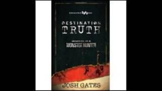 Destination Truth Memoirs of a Monster Hunter