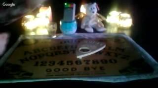 OMG ZOZO MOVES THE GLASS WATCH 39.50  LIVE OUIJA SESSION