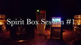 2014 Halloween Special | Spirit Box Session #1