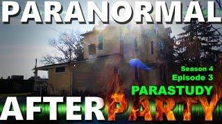 Paranormal AfterParty, Season 4 Episode 3, Parastudy