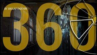 360 view: prison cell w/Queer Ghost Hunters-Hunting Queer Ghosts