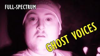 SCARY Real Ghost Voices Caught on Camera Full Spectrum Ghost Hunting