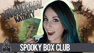 Spooky Box Club: The Voodoo Box