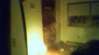 Ghost in my Apartment (Real Ghost Caught on Tape 2015)