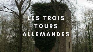 PARANORMAL AND MUSIC : Episode 22 LES TROIS TOURS ALLEMANDES - chasseur de fantômes