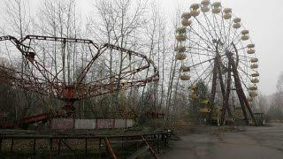 Chernobyl abandoned ghost town (amusement park) | Ep2