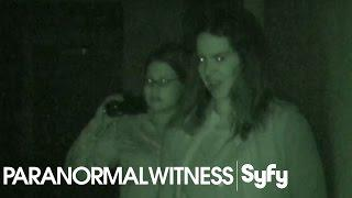 PARANORMAL WITNESS (Clip) | 'We're In the Basement' | Syfy