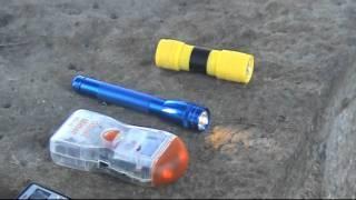 Stones River Battle Field 01 03 16 Part Five Flash Light Session Segment 0 x264