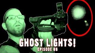 Real Ghost Lights Caught on Tape! | Dead Explorer #66