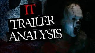 IT 2017 FULL Teaser Trailer Analysis and BREAKDOWN of Pennywise and the Loser's Club