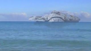 SUPER AMAZING UFO ALIEN SHIP IN FLORIDA 8/20/2016| UFO Sightings 2016