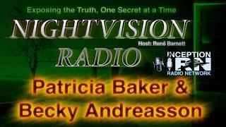Patricia Baker & Becky Andreasson - NightVision Radio