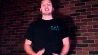 ParaVlog- Evps and flying orbs + FREE T-Shirt!!! from the #1 paranormal vlog