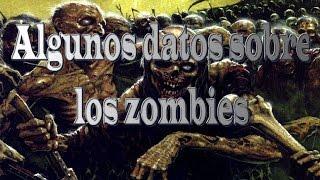 LA CAJA PARANORMAL. Algunos datos sobre los zombies