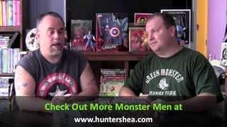 Monster Men Ep. 45: Man of Steel, Avengers, Batman and Super Hero Movies