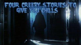 4 Creepy Stories To Give You Chills (Ft. MaddMike)