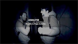 Trailer - GussDx & Projet Activity - Live Sanatorium