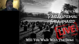 Half Past Dead Paranormal Radio Live Stream