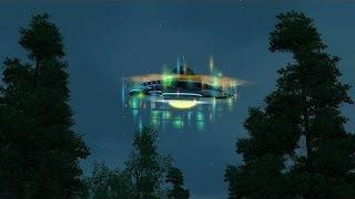 Awesome video footage of UFOs in 2014  Потрясающие видео кадры НЛО 2014 года