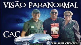 Caça Fantasmas Brasil ( Visão Paranormal ) Em Guaratinguetá-SP