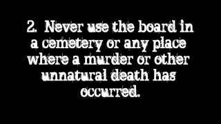 "Paranormal Secrets Episode Four: ""The Ouija Board: History, Superstitions, and Rules"""