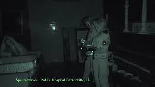 pollak hospital spirit box