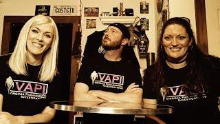 Scariest Places and Seeing Ghosts - The Paranormal Pub Table