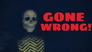 Ghost Hunting GONE WRONG!!! (Skit)