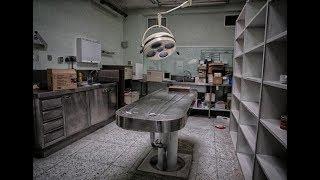 ABANDONED CALIFORNIA HOSPITAL [ Found Morgue ]