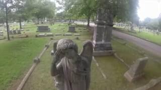Maple Hill Cemetery part one. (12-802 ghost box session)