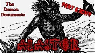 THE DEMON DOCUMENTS: ALASTOR - HELL'S EXECUTIONER | BLOODLINE CURSES | DEMONOLOGY DOCUMENTARY