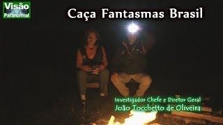 Youtube Caça Fantasmas Brasil