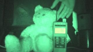 raw video-trying to get some activity and anomalies ghost hunting