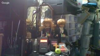 Steves-Haunted-Home: 2 of the Possible Haunted Dolls From Simon James Box, + overnight Stream